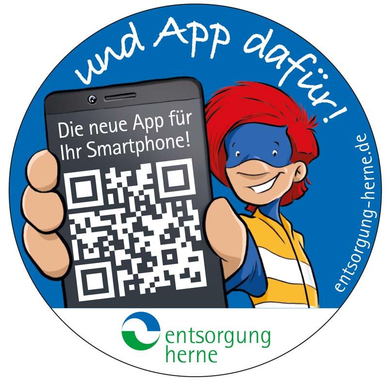 Gratis-App von entsorgung herne