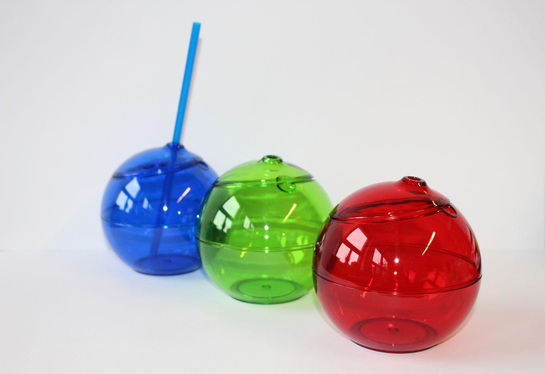 Preise gewinnen beim Wertstoffhof: ein Set Fiesta-Trinkbälle